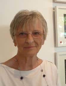 Artist Inga Bronnum