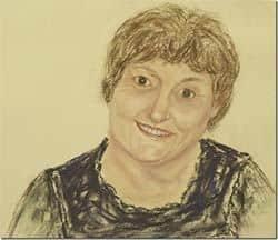 Artist Margaret Roederdink