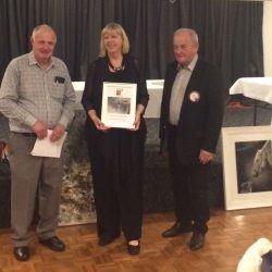 Award Dinner at Lions Club Brisbane MacGregor Brisbane