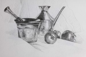 Graphite Drawing
